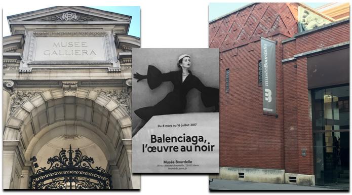 Retour sur l'expo de Balanciaga à Paris